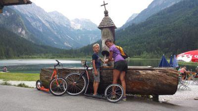Rakouské Kolorádo & Amadé-bike