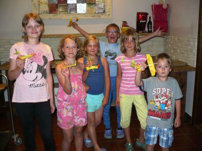 Básničky od dětiček ze zájezdu 27301