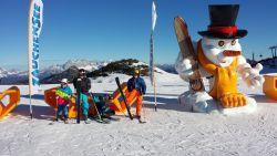 Období pololetních prázdnin ve Ski Amadé + Dachstein West