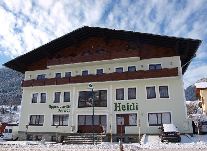 ubytování v alpách