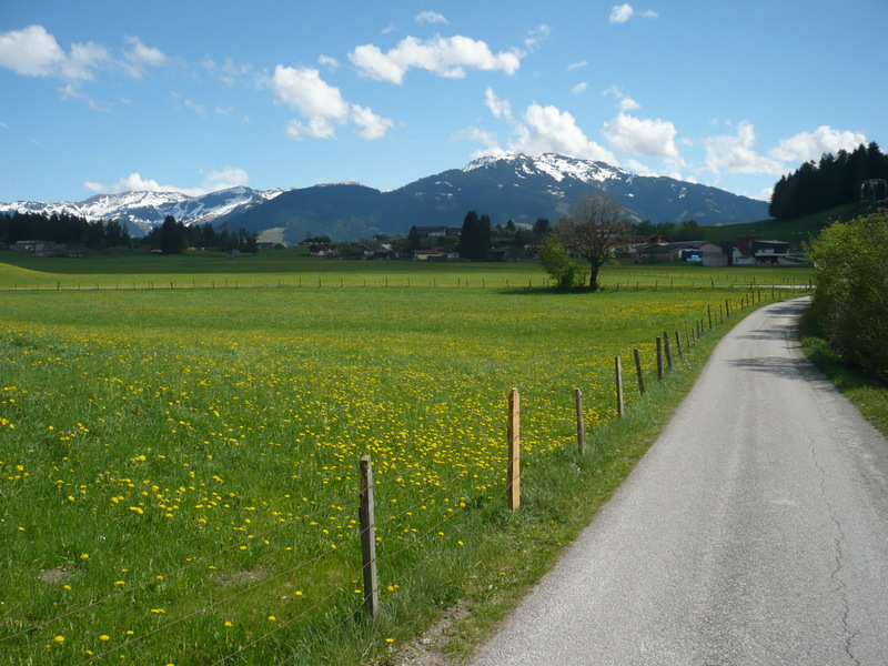Tauernská cyklostezka